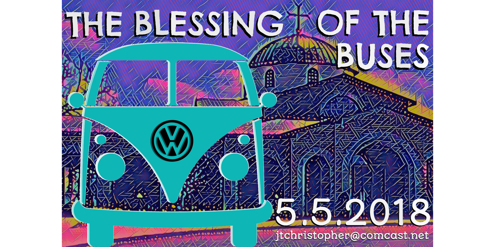 Blessing of the Buses