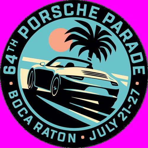 Porsche Parade 2019: Boca Raton